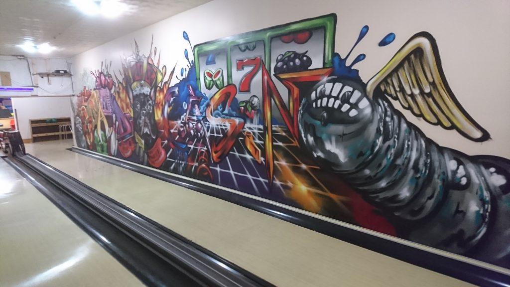 Casino Graffiti